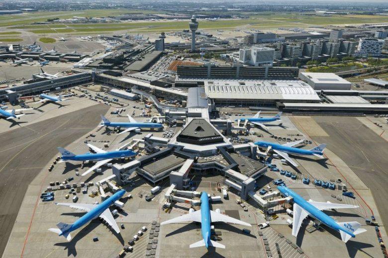 Как устроен аэропорт Схипхол