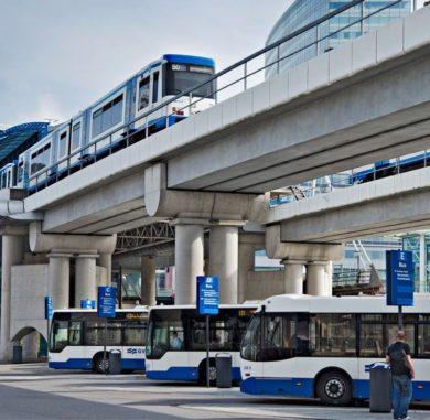 Общественный транспорт в Амстердаме