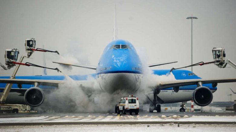 Полезная информация про аэропорт Амстердама