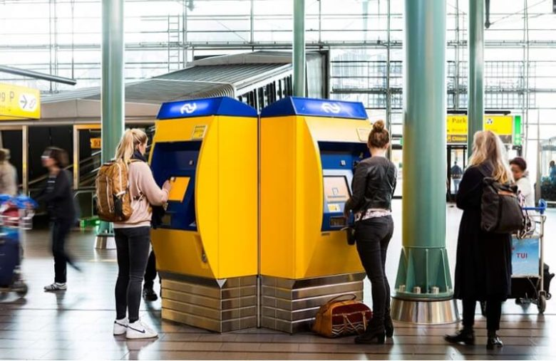 Как добраться из аэропорта в центр Амстердама