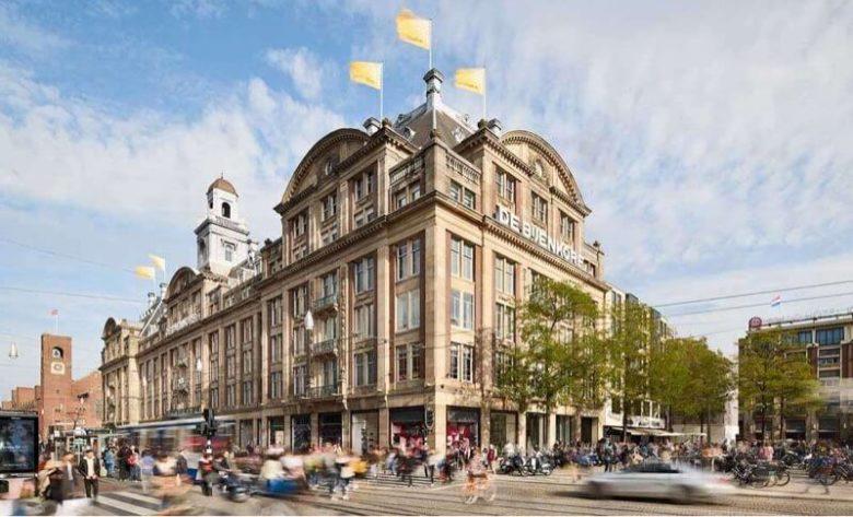 Где пошоппиться в центре Амстердама