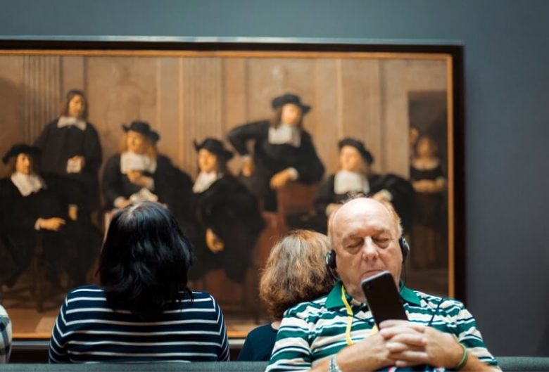 Музеи Амстердама в октябре
