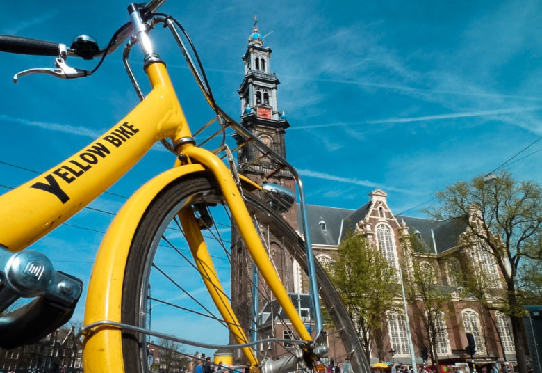Аренда велосипеда в Амстердаме: цена, условия, правила движения