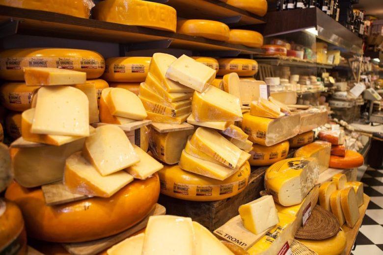 Где поесть в Амстердаме сыр