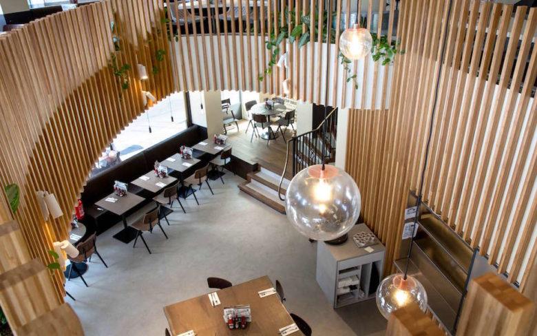 Где поесть в Амстердаме кафе Ellis Gourmet Burger