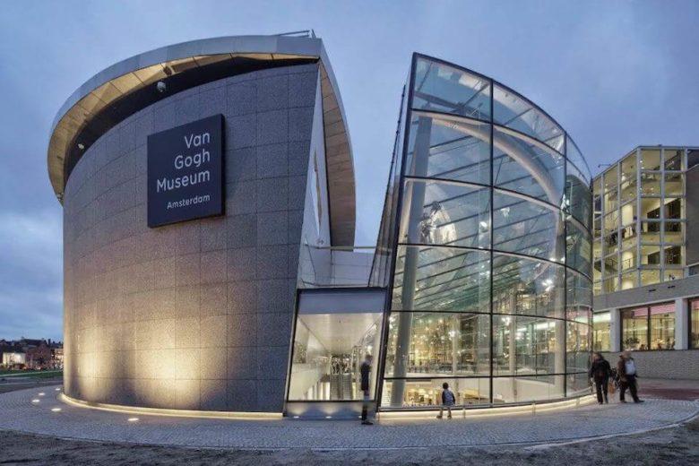 Как добраться в музей Ван Гога в Амстердаме