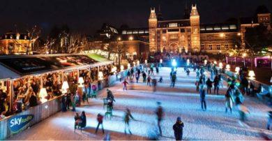 Стоит ли ехать в Амстердам зимой