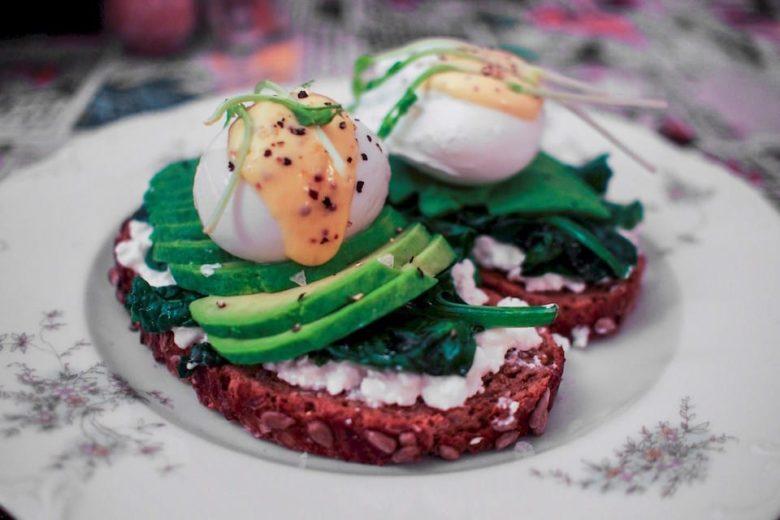 Лучшие места для завтрака в Амстердаме кафе G's Really Nice Place