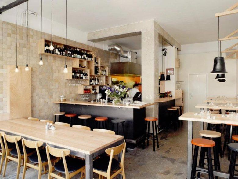 Лучшие места для завтрака в Амстердаме кафе Little Collins