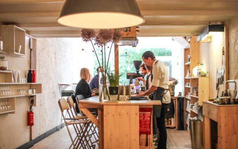 Лучшие места для завтрака в Амстердаме кафе Scandinavian Embassy
