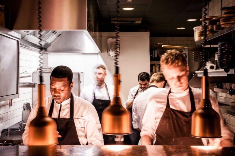 Лучшие места для завтрака в Амстердаме кафе The Lobby