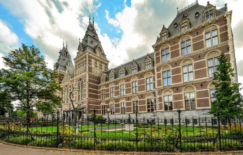 Амстердам достопримечательности, музеи Амстердама, Rijksmuseum, что посмотреть, куда сходить, Голландия