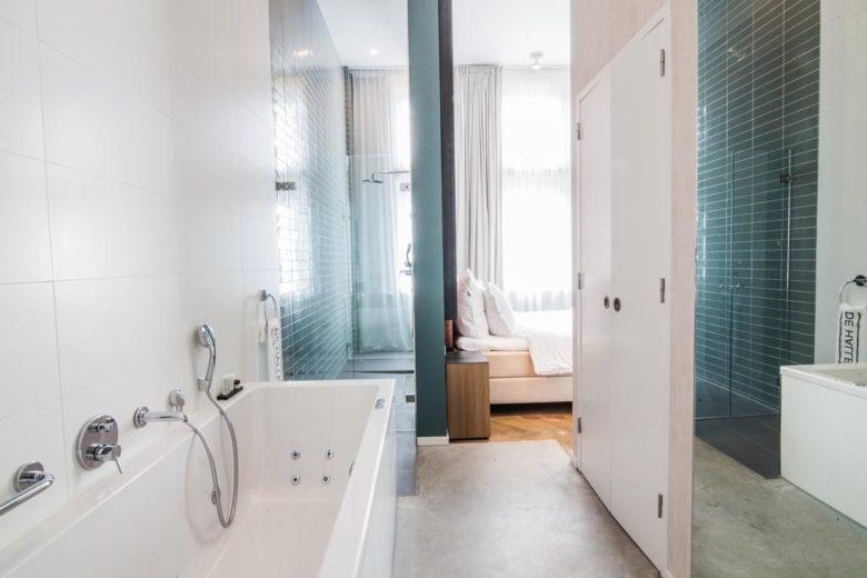 Hotel De Hallen — новый модный отель в Амстердаме