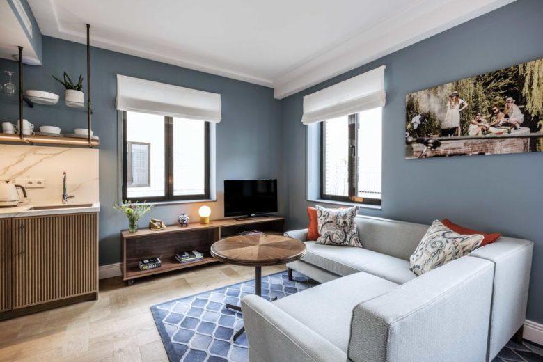 Дизайнерские апартаменты в Амстердаме Hotel TWENTY EIGHT