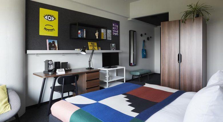 The Student Hotel Amsterdam City — отель в отличными отзывами в Амстердаме