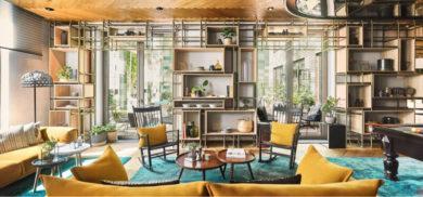Лучшие отели в центре Амстердама - Hyatt Regency