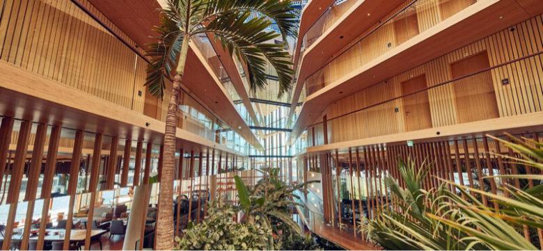 Лучшие отели в центре Амстердама - Jakarta Amsterdam