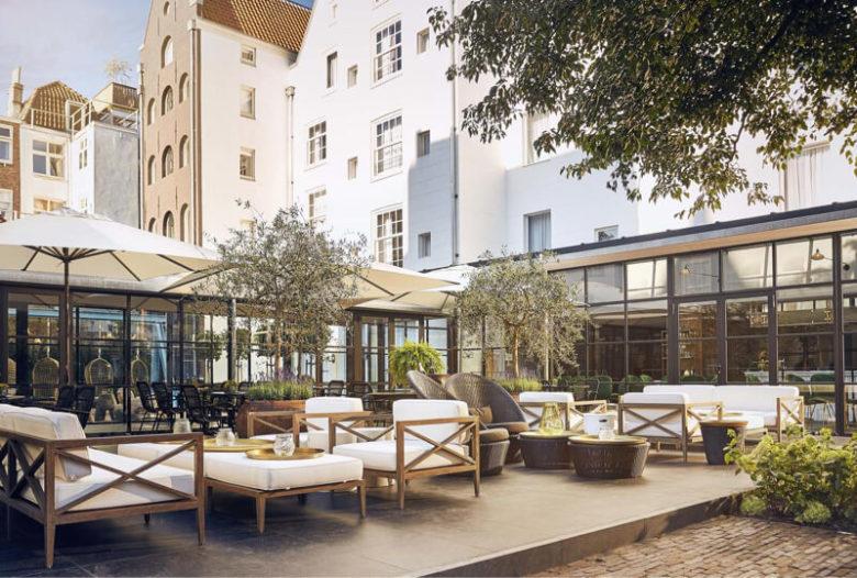 Лучшие отели в центре Амстердама - hotel Pulitzer