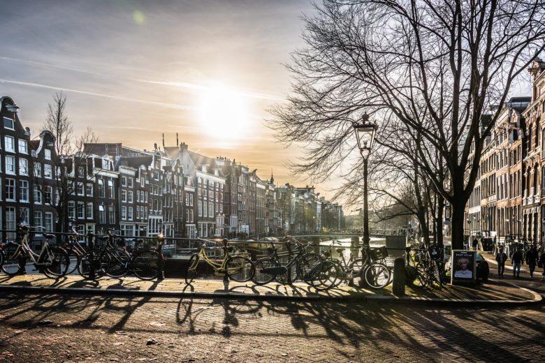 Все про велосипеды в Амстердаме