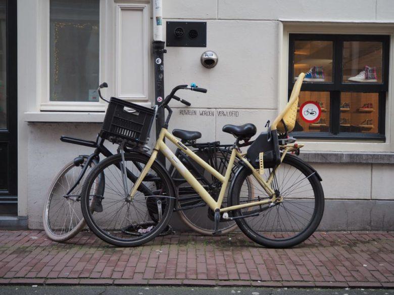 Велосипед в Амстердаме: купить или взять напрокат?