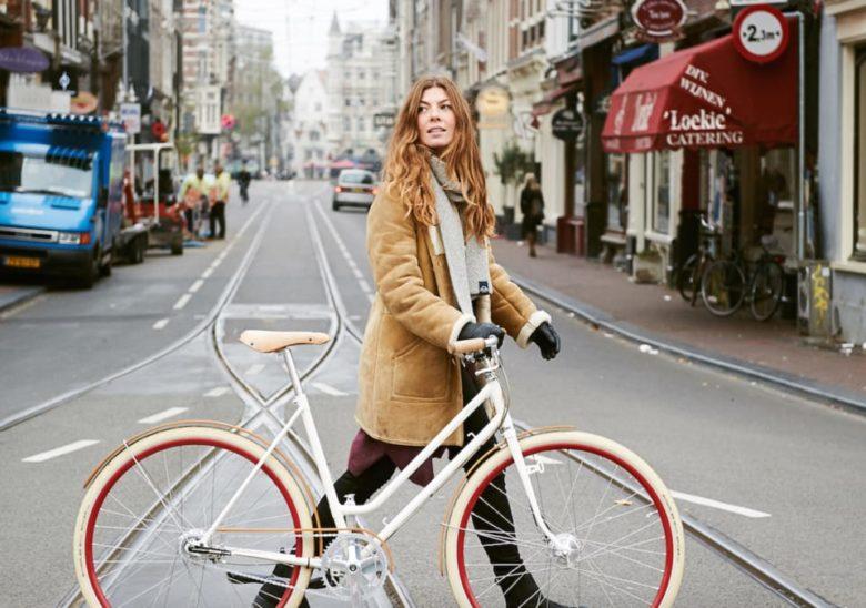 Правила дорожного движения для велосипедистов в Амстердаме