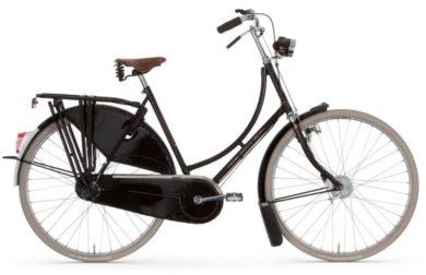 Виды велосипедов в Амстердаме: Omafiets