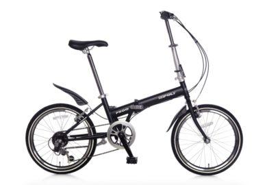 Виды велосипедов в Амстердаме: складной велосипед