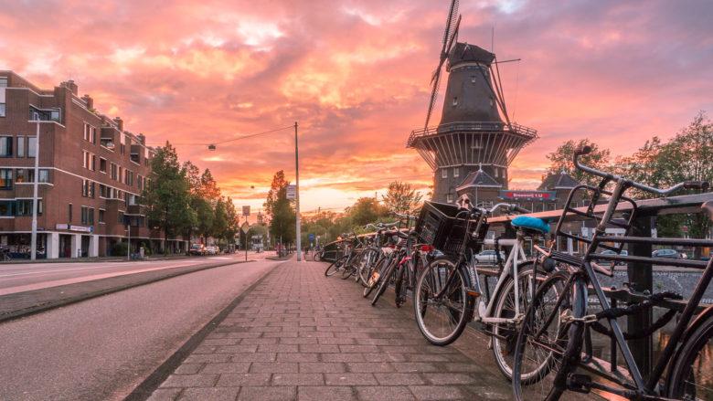 Чем заняться в Амстердаме в мае