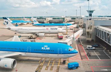 Как добраться из аэропорта Схипхол в Амстердам