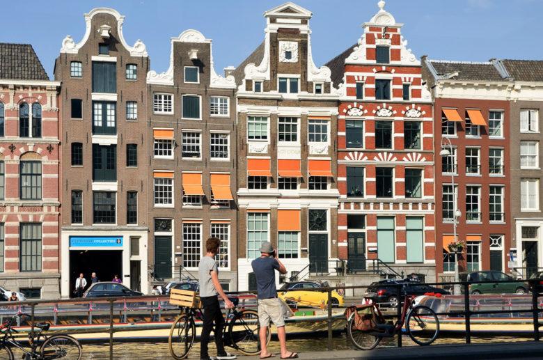Обзорная экскурсия по Амстердаму