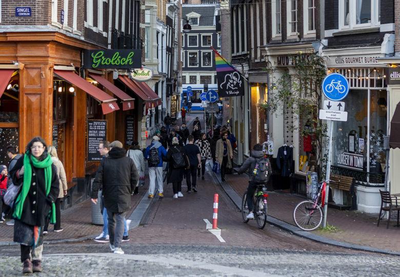 Какая погода в Амстердаме в апреле