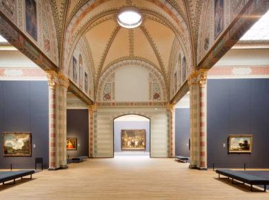Рейксмузеум (rijksmuseum) в Амстердаме